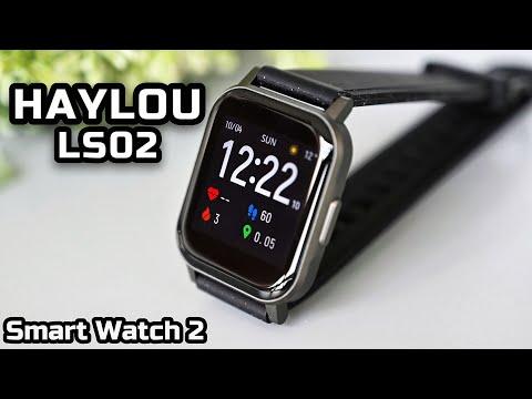 Xiaomi Haylou LS02 Smart Watch 2 Review - A good budget watch!