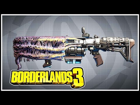 The Lob Borderlands 3 Legendary Showcase