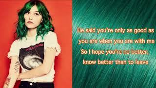 Kailee Morgue F U Lyrics