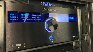 Emotiva Rmc-1 9.2.6 Dolby Atmos Demo| 4K Avengers: Endgame Giveaway?!