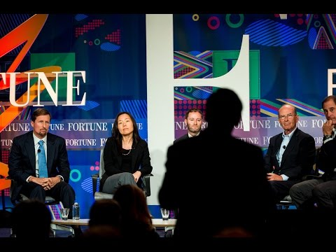 Funding a sustainable world | Fortune