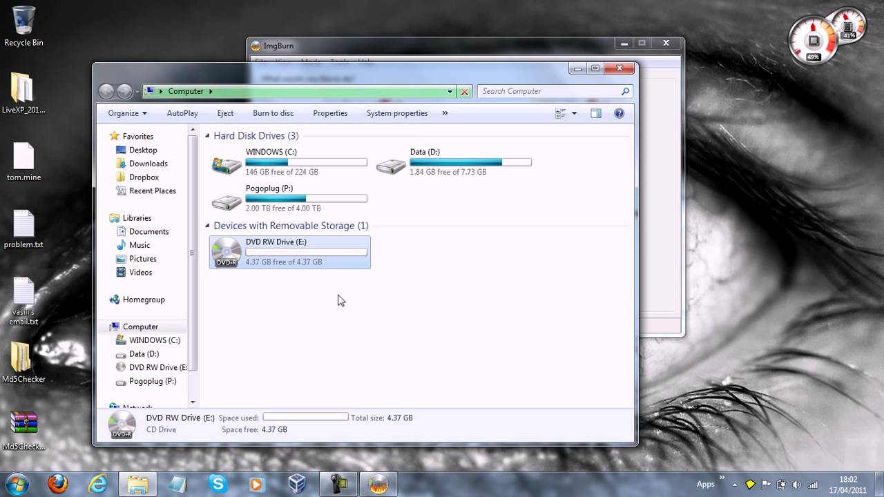 Iso burner download filehippo