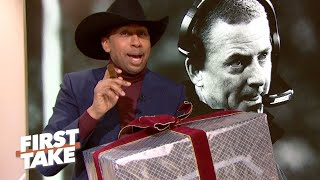 Stephen A. has a special gift for Cowboys fans | First Take