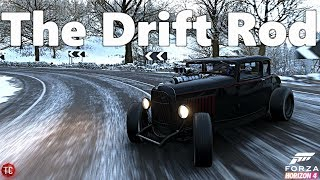 Forza Horizon 4: DRIFT HOT ROD! 32 Ford Deluxe, 1,000+ HP Full Build