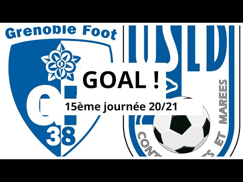 Grenoble Dunkerque Goals And Highlights