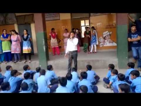 Swachchh Bharat Abhiyan Poem On 2nd October 2014 By Rohit Mahawar