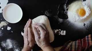 Как приготовить пышные баурсаки?