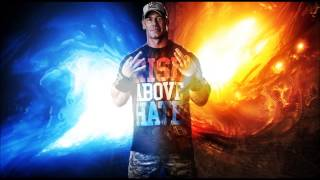 John Cena unused theme song