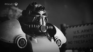 Fallout 76 E3 2018 Trailer