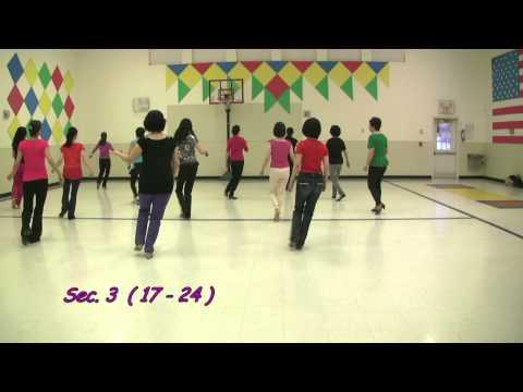 Love To You Taiwan - Maria Tao - Line Dance