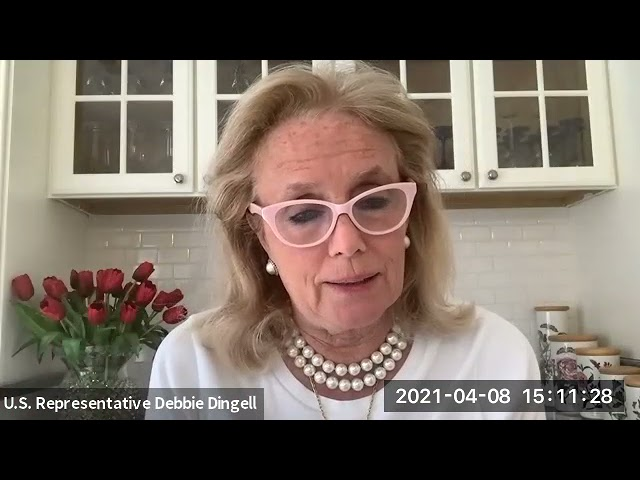 Pathways for Bipartisanship with Representative Dingell and Representative Upton