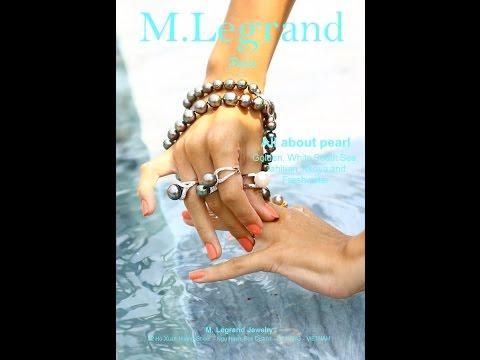 Best Tahitian Pearl in Da Nang - M. Legrand Jewelry