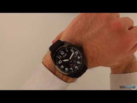 WatchO.co.uk - Citizen Eco-drive Sports Men's Strap Watch BV1085-06E | Unboxing & Close Look