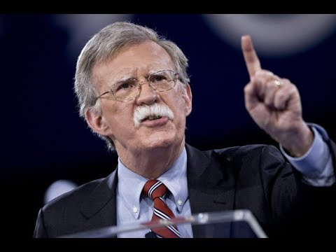 BREAKING: Warmonger John Bolton is Trump's New National Security Adviser