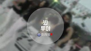 투야 - 봐 (김지혜 여신 외모)