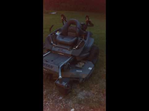 Spartan mower's