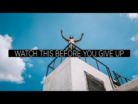 BEFORE YOU GIVE UP WATCH THIS - Motivation with Mike Vestil