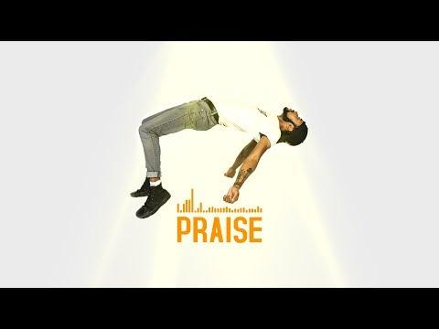"Happy Beat 2019 ""Praise"" Gospel Rap Instrumental (Prod. Ihaksi)"