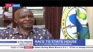 Race to State House: Makueni governor Kibwana speaks on his quest to succeed president Uhuru