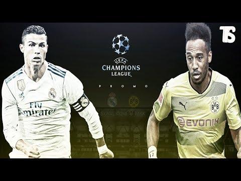 Real Madrid vs Borussia Dortmund 2018 ● Uefa Champions League Promo - 26.9.2017   HD