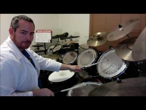 """How to Play Metallica """"Sad But True"""" on Drums"""