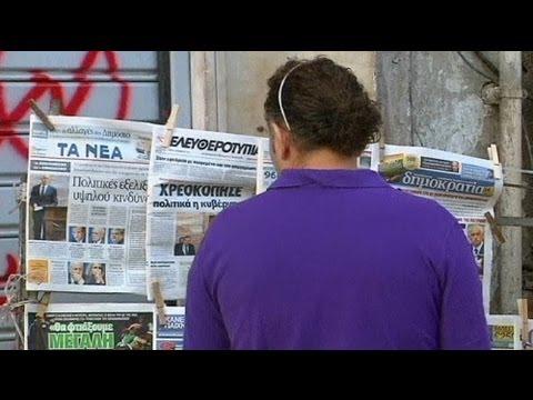 Greeks pour scorn on bailout poll plan
