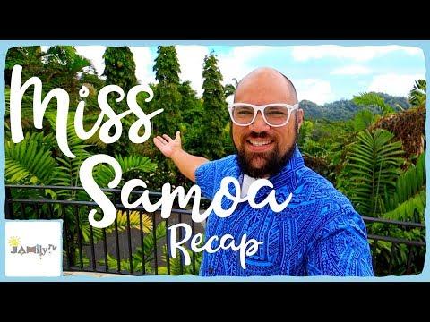 SAVAII SAMOA TOURISM ASSOCIATION | MISS SAMOA HIGHLIGHT | SAMOAN VLOG | Episode 67