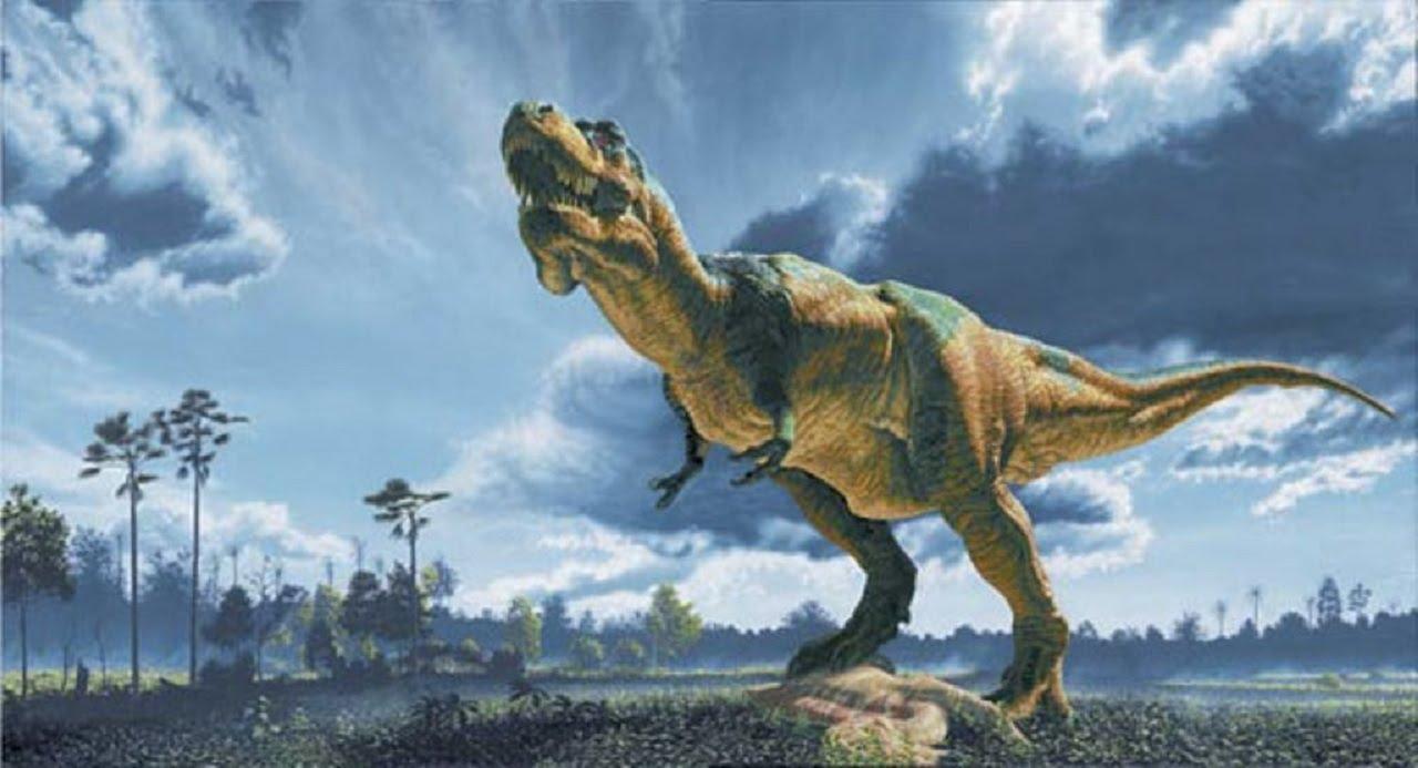 Расскажи мне всё о динозаврах читать
