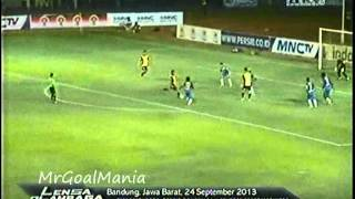 PERSIB VS CENTRAL COAST Mariners 3-3 MENPORA CUP 24 SEPTEMBER 2013