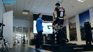 Team Giant-Alpecin at bikefitting.com: Cheng Ji gets a full analysis