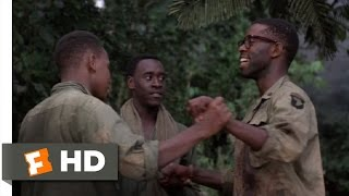 Hamburger Hill (4/10) Movie CLIP - It Don't Mean Nothing, Not a Thing (1987) HD