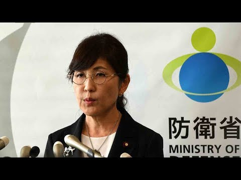 Japan's Defense Minister Tomomi Inada announces resignation amid scandal