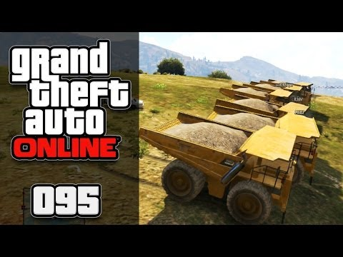 GTA ONLINE [HD+] #095 - KIPPLASTER RACING Schwadron ★ Let's Play GTA Online