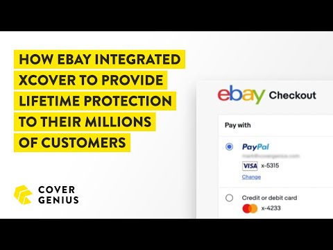 How Ebay integrated XCover to provide lifetime protection to their millions of customers