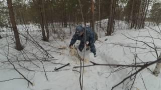 """Тест ножа от """"Workingknife"""" и ТОПОР GANZO GSA-01YE"""