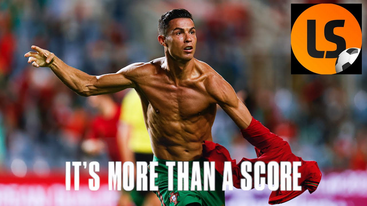 Ronaldo's record-breaking goal, stoppage-time winner remind us ...
