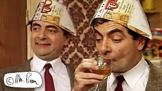 Its World PARTY Day  Mr Bean Full Episode  Mr Bean Official