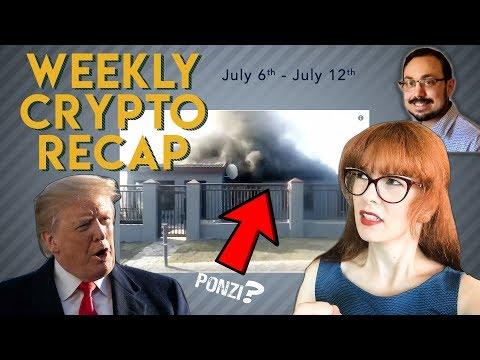 Weekly Crypto Recap: Trump