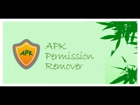 apk permission remover & apk editor pro & freedom no root