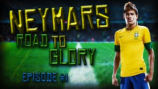 NEYMAR'S ROAD TO GLORY #1! - Fifa 15 Ultimate Team Thumbnail