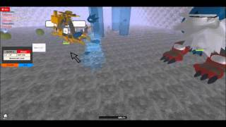 Digimon Masters: ROBLOX (RK'er)