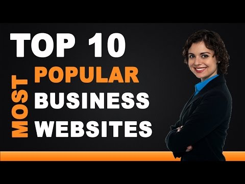 Best Business Websites - Top 10 List