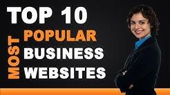 Best Business Websites - Top 10 List