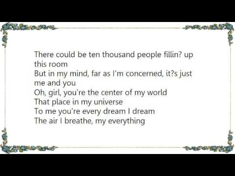 Chris Young - Center Of My World - YouTube