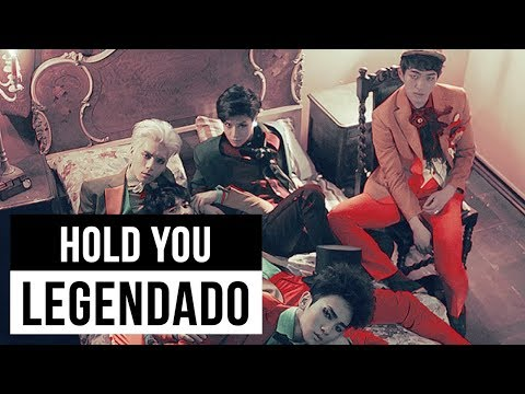 SHINee - Hold You (legendado + romanização)