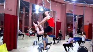 The Art of Static (pole, ring) 2013