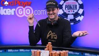 2018 WSOP: Phil Hellmuth Wins 15th Bracelet