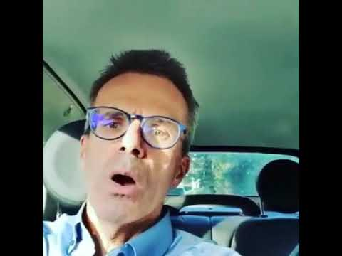 Old Man In Car Sings Ransom By Lil Tecca Youtube