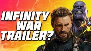 Avengers Infinity War Trailer Release Date?
