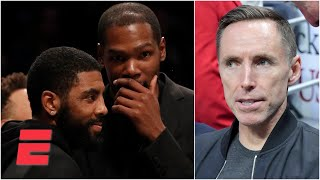 Kevin Durant & Kyrie Irving are going to be hard to coach for Steve Nash - Brian Windhorst | #Greeny